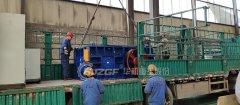 煤矸石破碎机,辊式煤矸石破碎机再建新功