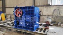 石英砂破碎机设备 推荐对辊式破碎机