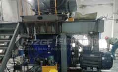 双辊式破碎机应用粉煤灰破碎机设备举例