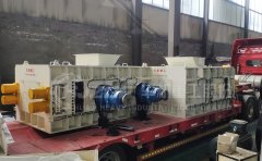 液压对辊破碎机的生产优势及正常维护