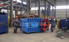 选煤厂辊式破碎机破碎作业应用叙述