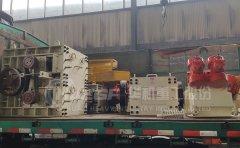 节能砂石辊式破碎机生产线产品优势及设备维修